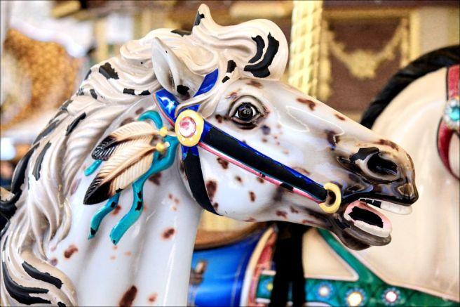 horse1©Virginia Spencer, thepurpledogpaintingblog, 2013