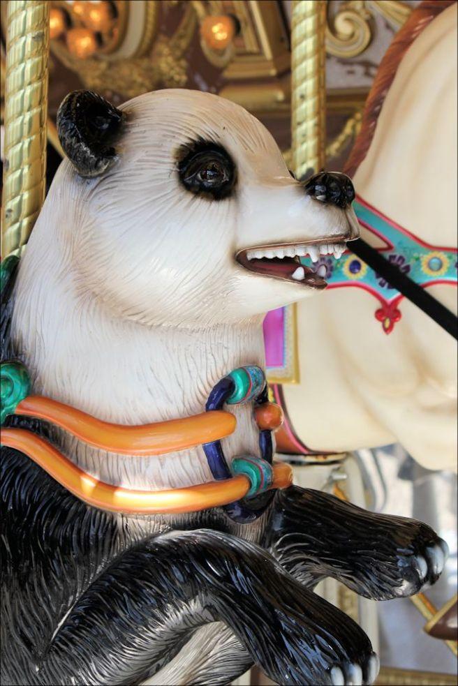 panda©Virginia Spencer, thepurpledogpaintingblog, 2013