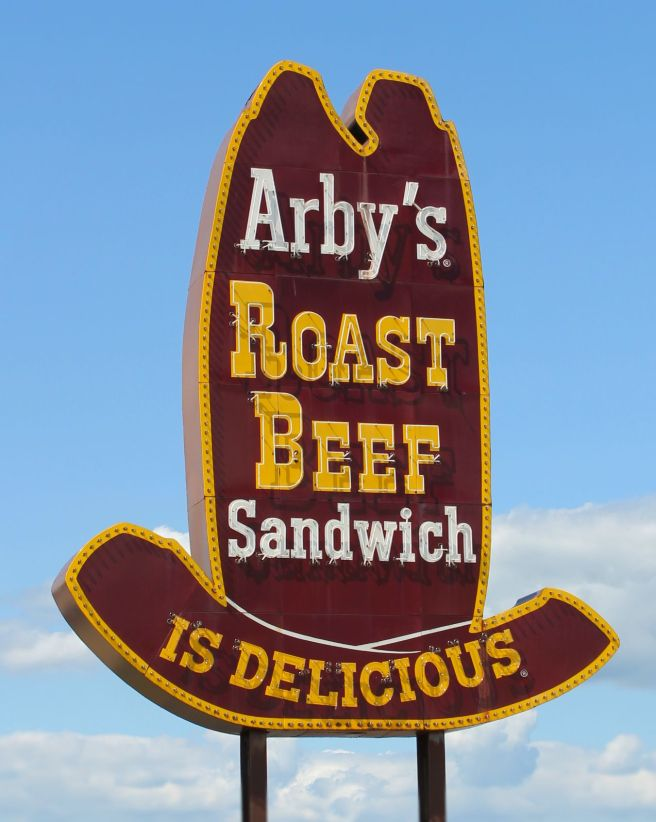 sign_restaurant_Arby's