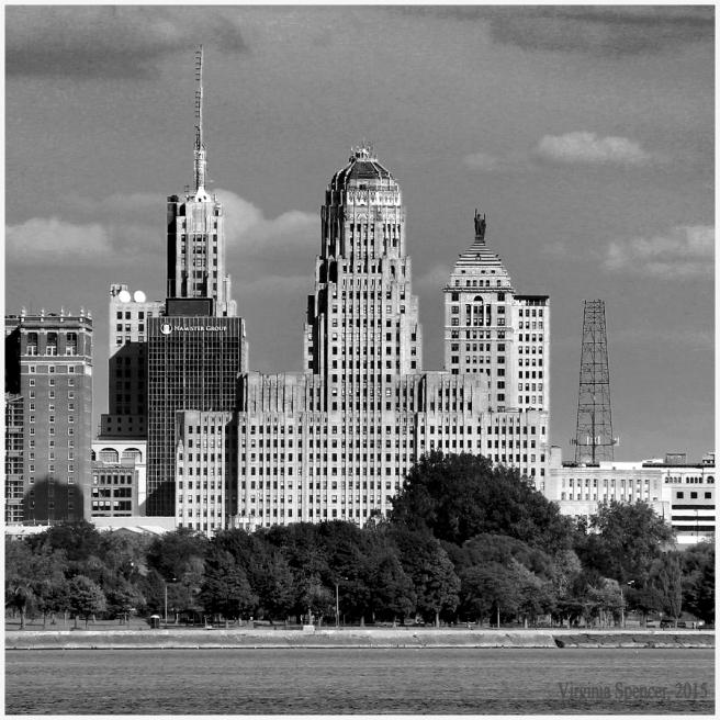 Buffalo City Hall Gotham