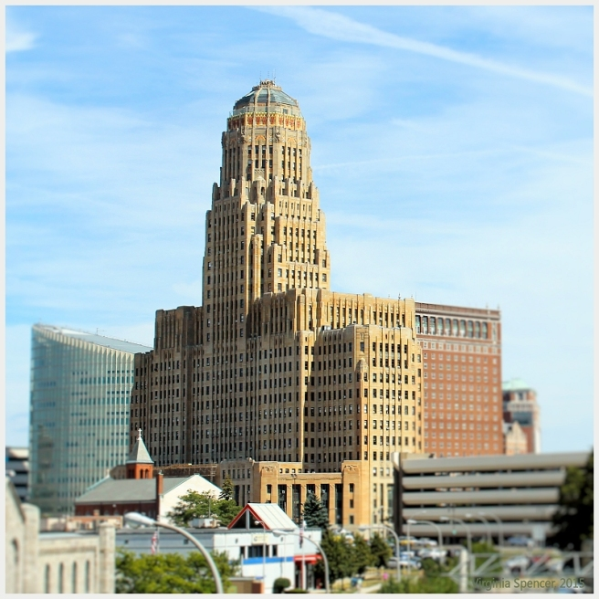 Buffalo City Hall blog