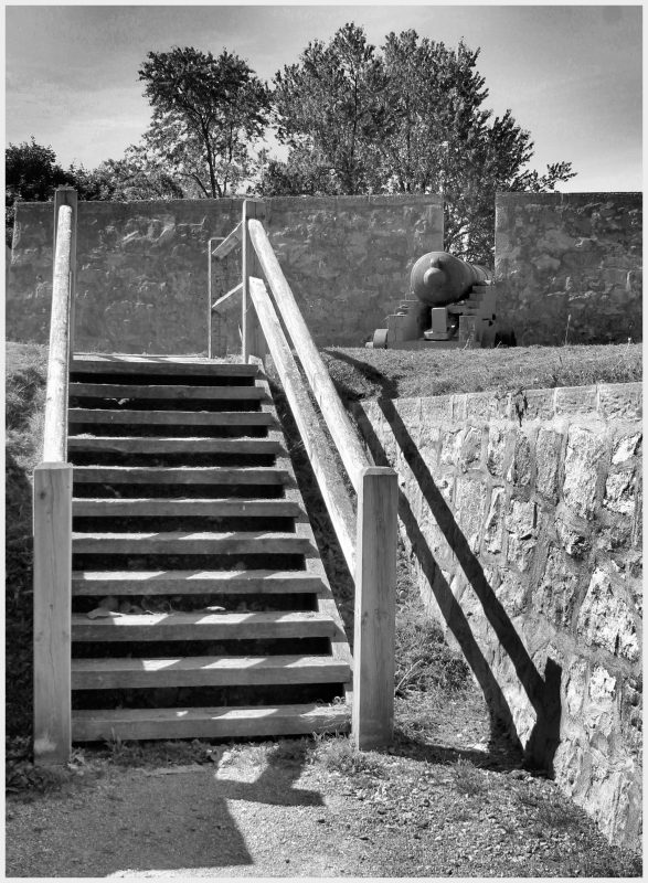 cannon Fort Erie war 1812