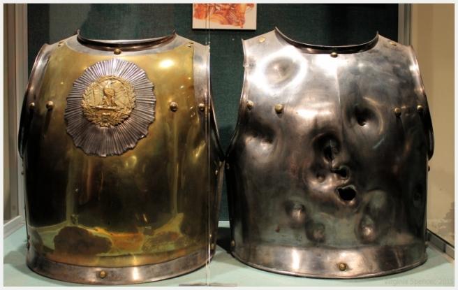 Fort Erie armor war 1812