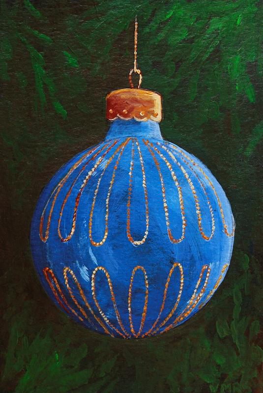 blue bulb big blog