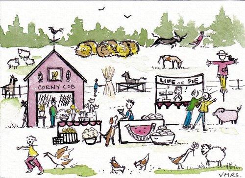 blog farmer's market
