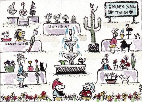 blog garden show