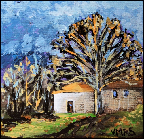 house-painting-acrylic-miniature