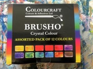 brusho-color-art